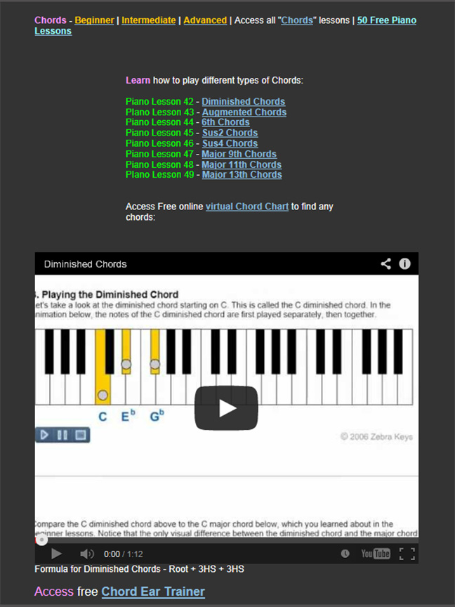 Zebra Keys Blog | Piano, Music and More! - Part 5 Zebra ...