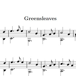 Greensleaves