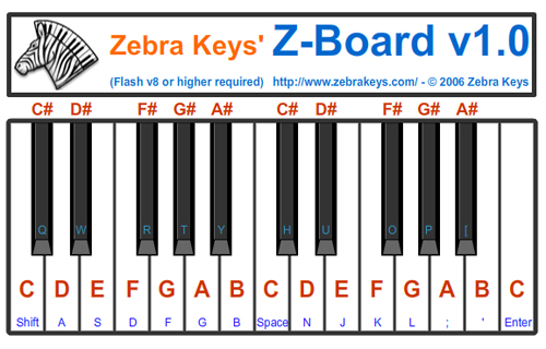 play online keyboard