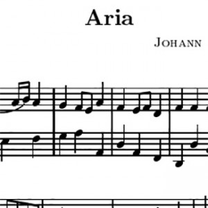 aria-sheet-music