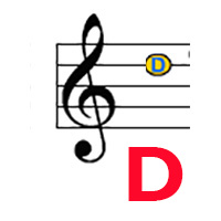 Treble D hi label