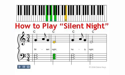 Piano visual piano chords : Virtual Piano Chords Chart
